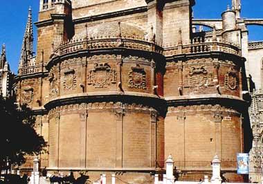 Boda leticia y borja for Exterior catedral de sevilla